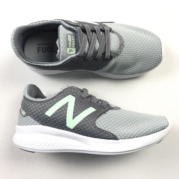 4586826a07857 New Balance Shoes   Coast Grey Kids Sz 1 64 Z93   Poshmark